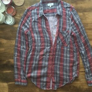 Lucky Brand Flannel Women's XS